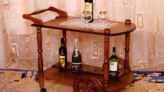 Как выбрать сервировочный столик