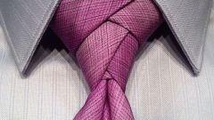 Самые известные галстучные узлы