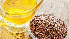 Как получают льняное масло
