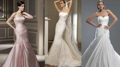 Какие платья называются