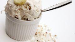 Как приготовить мороженое с бананом и орехами