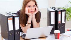 Как настроить себя на работу после отпуска