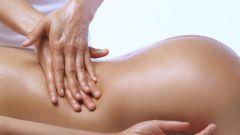 Техника антицеллюлитного массажа на бедра