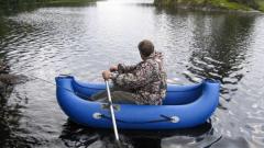 Как перевозить лодку из ПВХ