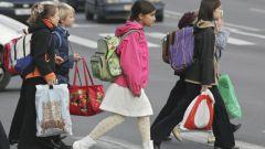 Как ребенку перейти дорогу