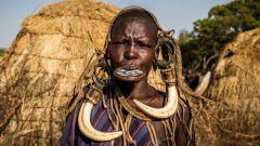 Какие украшения у различных племен