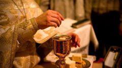 Какие молитвы прочесть перед причастием