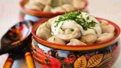 How to make dough for dumplings