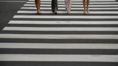 Как переходить пешеходный переход