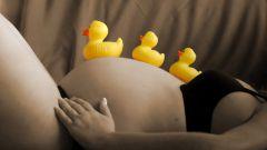 Как должна протекать беременность