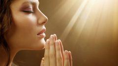 Как начать молитву