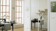 Разновидности зеркальных межкомнатных дверей