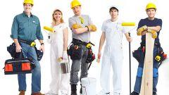 Как организовать ремонт правильно