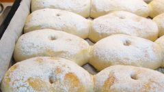 Бапс – шотландские булочки