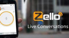 Как работает Zello рация