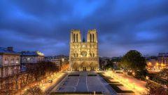Самые красивые архитектурные памятники мира