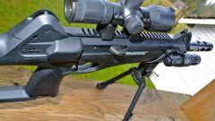 Пневматическая винтовка Beretta CX4 Storm: особенности и преимущества