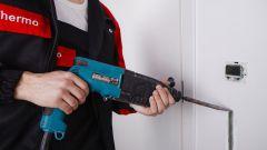 Как штробить стену