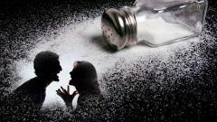 Энциклопедия примет: соль