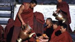 Почему тибетские монахи пьют чай с солью