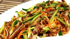 Salad recipes with pork ears