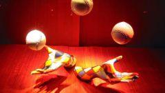 Как научиться жонглировать тремя шарами