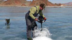 Какие бывают ледорубы для зимней рыбалки