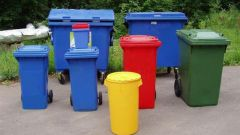 Standards for the installation of waste containers in the yards
