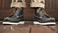 Тренды: модная мужская зимняя обувь