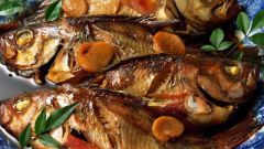 How much time is needed to fry fish