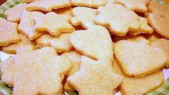 Рецепты мягкого фигурного печенья