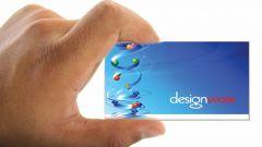 Каковы стандартные размеры визитных карточек