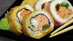 Какой алкоголь подавать к суши