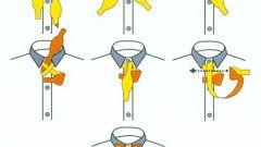 Как завязать галстук-бабочку