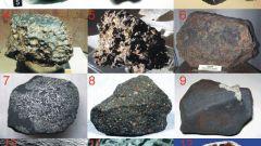 Как отличить обычный камень от метеорита