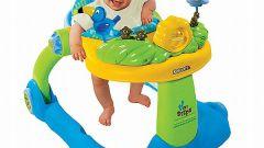 Со скольки месяцев можно пользоваться ходунками ребенку