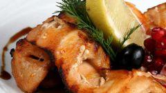Из какой рыбы можно приготовить шашлык
