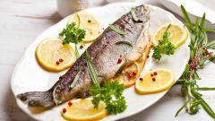 Рыба в фольге: секреты приготовления