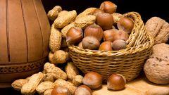К чему снятся орехи