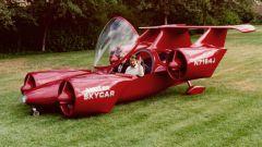 Когда появятся летающие машины
