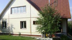 Чем можно обшить деревянный дом с наружи