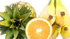 Как красиво украсить салат из фруктов