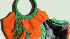 How to tie a bag of crochet: master class