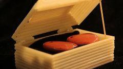 Как из макаронных изделий можно сделать шкатулку