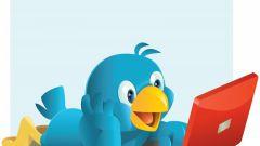 Как в Twitter поменять фон страницы
