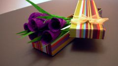Почему цветы дарят в упаковке
