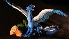 Как сделать дракона из пластилина