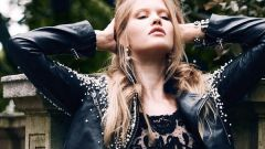 Модели женских кожаных курток 2014