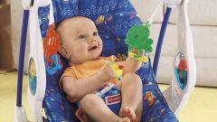 Электрокачели для новорожденных – подарок малышу и родителям