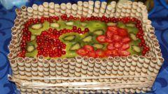 Как украсить торт на 1 годик ребенку в домашних условиях